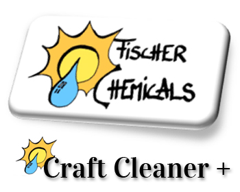 Fischer Chemicals Craft Cleaner +