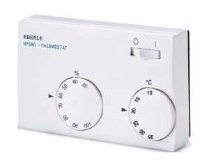 Eberle Hygro- & Thermostat