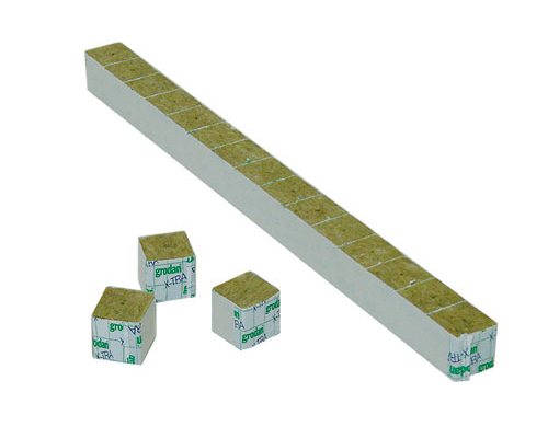 Grodan cube 40x40x40mm - Individually or Box