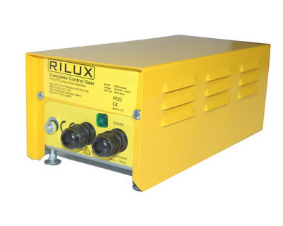LuxGear-Rilux 600W HPS/MH with Philips Comp. and overheat protection