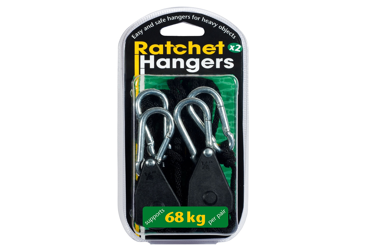 Rope Ratchet Heavy Hangers