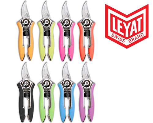 Leyat round scissors Happy Line
