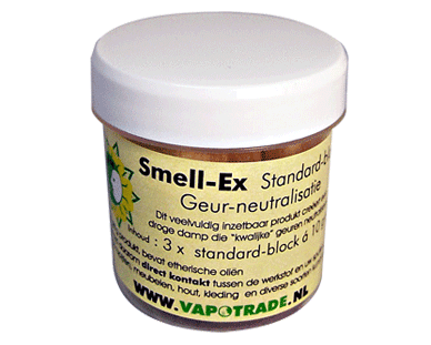 Vaportek Smell-Ex Block gross, Packung à 8x19g