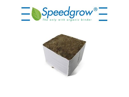 Speedgrow Green cubes 40x40x40mm