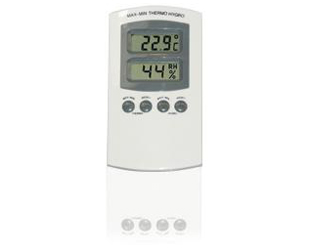 G&G Thermo- & Hygrometer