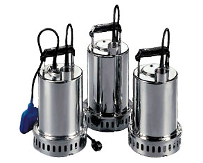 RP 5400 Inox pompe submersible 5400l/h 3.5bar