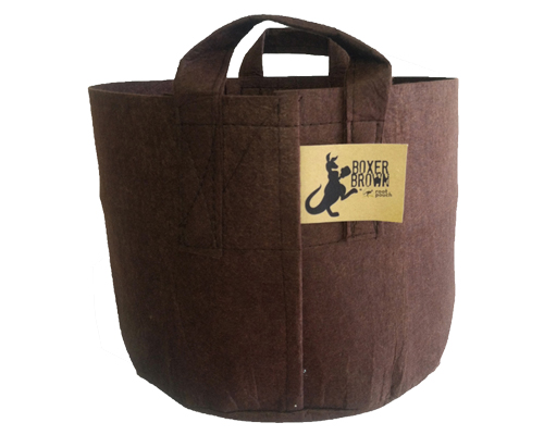 Root Pouch Boxer Brown 16-170l