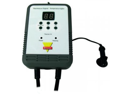 ThermoLux thermostat for heating mats- and cables
